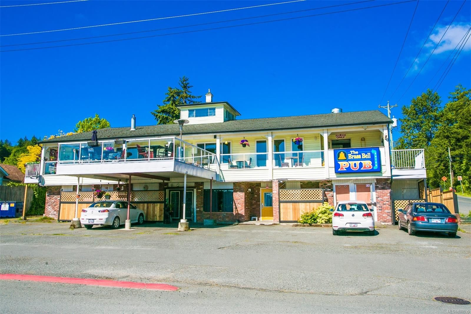 Main Photo: 8152 York Ave in : Du Crofton Business for sale (Duncan)  : MLS®# 876535