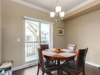 """Photo 4: 13 9688 KEEFER Avenue in Richmond: McLennan North Townhouse for sale in """"CHELSEA ESTATES"""" : MLS®# R2319779"""
