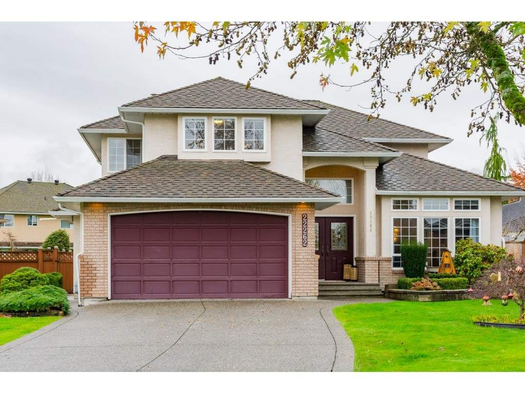 """Main Photo: 22262 46A Avenue in Langley: Murrayville House for sale in """"Murrayville"""" : MLS®# R2519995"""