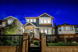 Photo 1: 6676 DOMAN Street in Vancouver: Killarney VE House for sale (Vancouver East)  : MLS®# R2581311