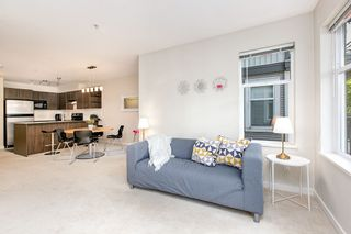 """Photo 1: 206 4728 BRENTWOOD Drive in Burnaby: Brentwood Park Condo for sale in """"The Varley at Brentwood Gates"""" (Burnaby North)  : MLS®# R2515168"""