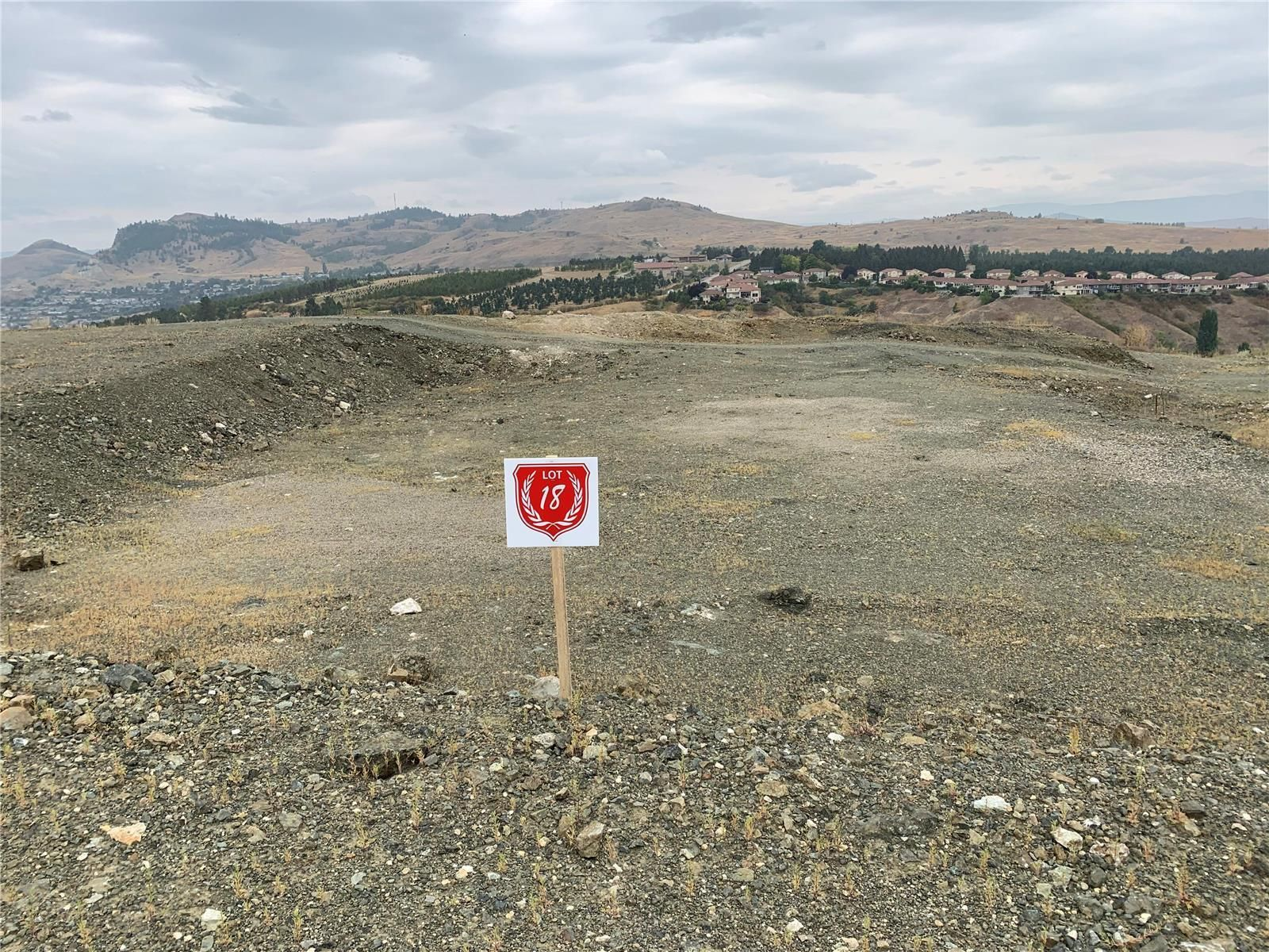 Main Photo: #Lot 18 920 Mt. Griffin Road, in Vernon: Vacant Land for sale : MLS®# 10240971