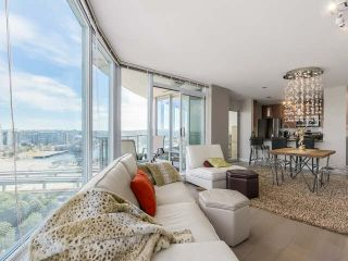 """Photo 2: 2308 58 KEEFER Place in Vancouver: Downtown VW Condo for sale in """"Firenze 1"""" (Vancouver West)  : MLS®# V1140946"""