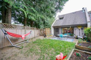 """Photo 31: 101 3455 WRIGHT Street in Abbotsford: Abbotsford East Townhouse for sale in """"Laburnum Mews"""" : MLS®# R2574477"""