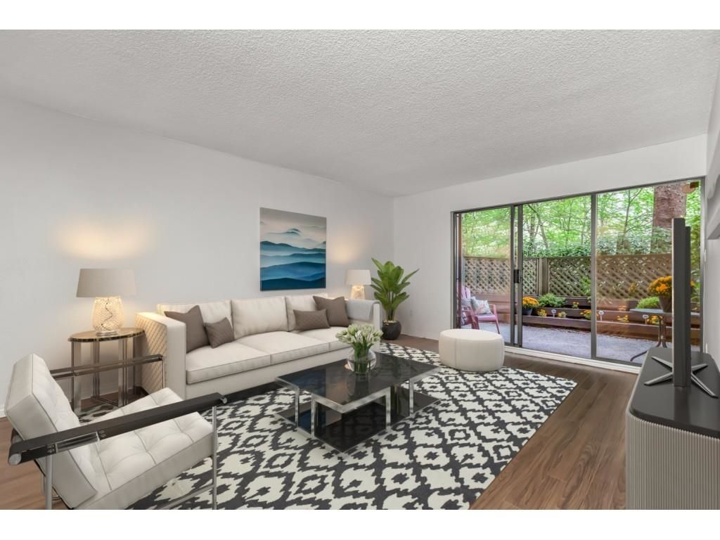 """Main Photo: 104 1210 PACIFIC Street in Coquitlam: North Coquitlam Condo for sale in """"GLENVIEW MANOR"""" : MLS®# R2618940"""