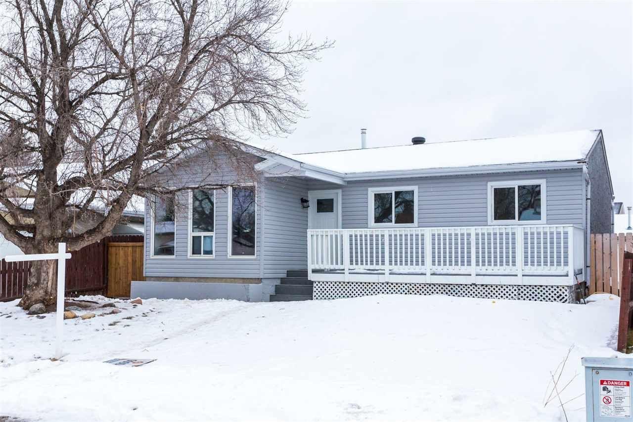Main Photo: 2411 80 Street in Edmonton: Zone 29 House for sale : MLS®# E4229031