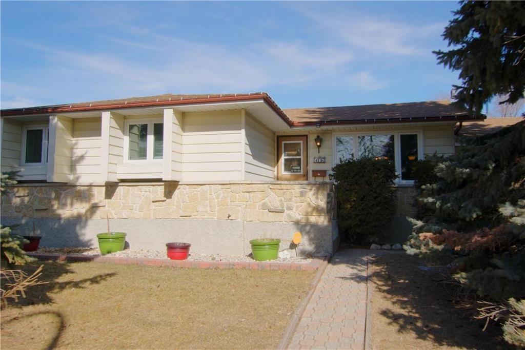 Main Photo: 106 De Jong Crescent in Winnipeg: Valley Gardens Residential for sale (3E)  : MLS®# 202105808
