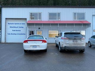 Photo 1: 5426A CONTINENTAL Way in Prince George: BCR Industrial Industrial for lease (PG City South East (Zone 75))  : MLS®# C8038925