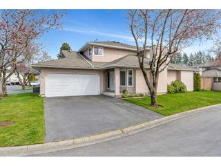 """Photo 1: 131 15501 89A Avenue in Surrey: Fleetwood Tynehead Townhouse for sale in """"AVONDALE"""" : MLS®# R2558099"""