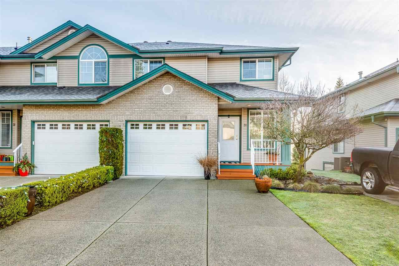"""Main Photo: 31 11358 COTTONWOOD Drive in Maple Ridge: Cottonwood MR Townhouse for sale in """"CARRIAGE LANE"""" : MLS®# R2530570"""