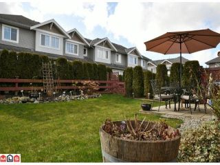 """Photo 10: 9 16760 61ST Avenue in Surrey: Cloverdale BC Townhouse for sale in """"Harvest Landing"""" (Cloverdale)  : MLS®# F1106034"""