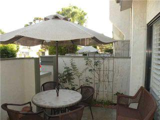 Photo 13: LA JOLLA Townhouse for sale : 3 bedrooms : 3283 Caminito Eastbluff #193
