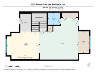 Photo 15: 7322 ARMOUR Crescent in Edmonton: Zone 56 House for sale : MLS®# E4254924