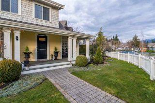 "Photo 2: 45245 CHEHALIS Drive in Chilliwack: Vedder S Watson-Promontory House for sale in ""Garrison Crossing"" (Sardis)  : MLS®# R2543731"