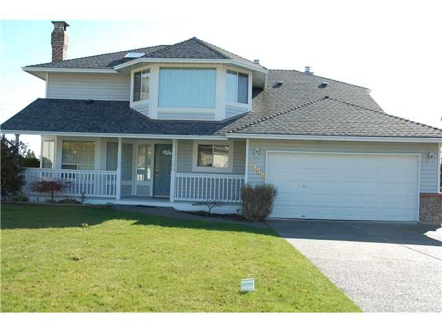 Main Photo: 2258 PARADISE AV in Coquitlam: Coquitlam East House for sale : MLS®# V935561
