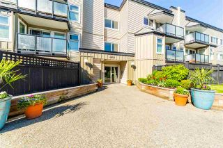 "Photo 1: 110 1850 E SOUTHMERE Crescent in Surrey: Sunnyside Park Surrey Condo for sale in ""Southmere Place"" (South Surrey White Rock)  : MLS®# R2568476"