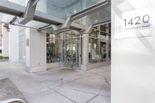 Photo 3: 805 1420 W Georgia Street in Vancouver: West End VW Condo for sale (Vancouver West)  : MLS®# R2290897