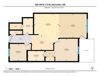 Photo 45: 306 10518 113 Street in Edmonton: Zone 08 Condo for sale : MLS®# E4261783