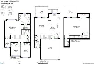 """Photo 20: 5 11384 BURNETT Street in Maple Ridge: East Central Townhouse for sale in """"MAPLE CREEK LIVING"""" : MLS®# R2195753"""