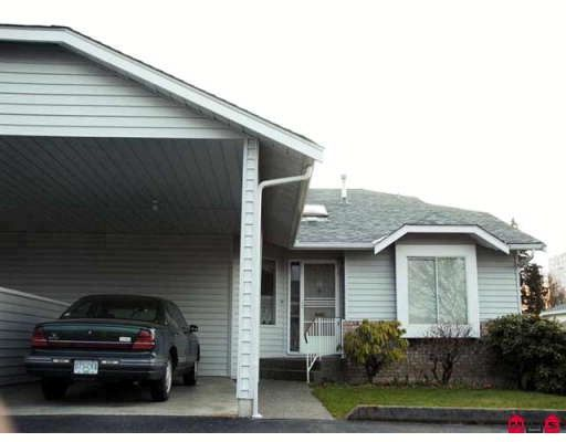 """Main Photo: 19 2989 TRAFALGAR Street in Abbotsford: Central Abbotsford Townhouse for sale in """"SUMMER WYND"""" : MLS®# F2806093"""