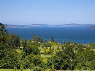 Photo 1: 102 758 Sayward Hill Terr in VICTORIA: SE Cordova Bay Condo for sale (Saanich East)  : MLS®# 589358