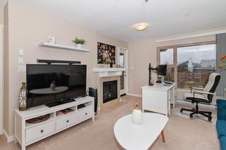 "Photo 2: 402 808 SANGSTER Place in New Westminster: The Heights NW Condo for sale in ""THE BROCKTON"" : MLS®# R2517953"