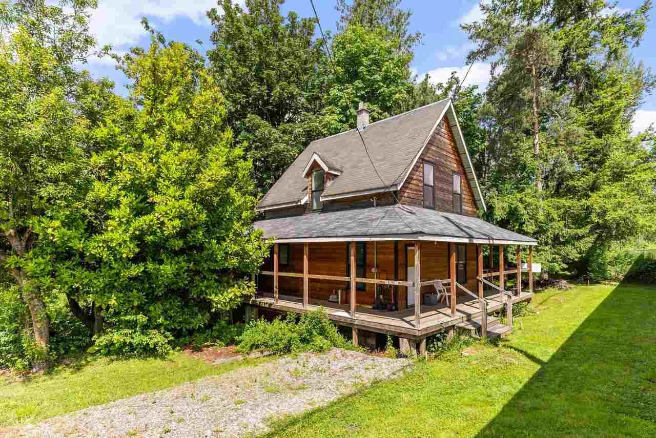 Main Photo: 2475 MT LEHMAN Road in Abbotsford: Abbotsford West House for sale : MLS®# R2592365