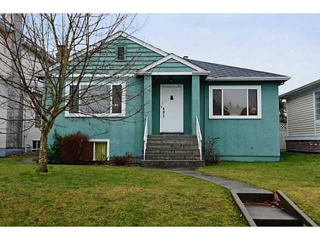 """Main Photo: 19 PEVERIL AV in Vancouver: Cambie House for sale in """"CAMBIE VILLAGE"""" (Vancouver West)  : MLS®# V995292"""