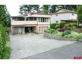 """Photo 1: 11815 98A Avenue in Surrey: Royal Heights House for sale in """"Royal Heights"""" (North Surrey)  : MLS®# F2817979"""