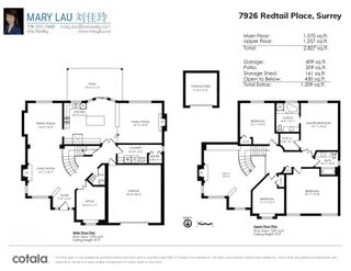 Photo 40: 7926 REDTAIL Place in Surrey: Bear Creek Green Timbers House for sale : MLS®# R2503156