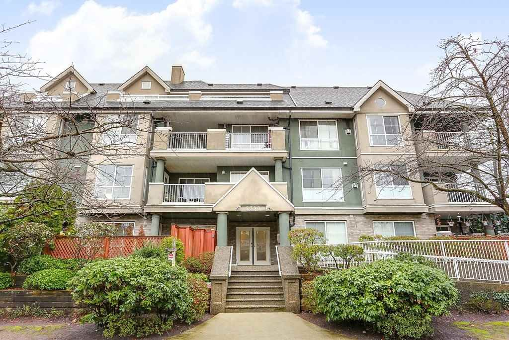 """Main Photo: 401 2388 WELCHER Avenue in Port Coquitlam: Central Pt Coquitlam Condo for sale in """"PARK GREEN"""" : MLS®# R2142764"""