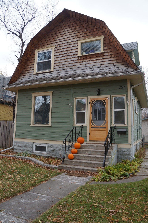Photo 56: Photos: 224 Lipton Street in winnipeg: Wolseley Single Family Detached for sale (West Winnipeg)  : MLS®# 1407760