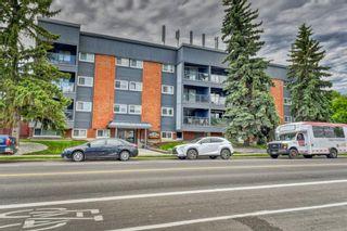 Photo 2: 407 611 8 Avenue NE in Calgary: Renfrew Apartment for sale : MLS®# A1121904
