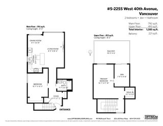 """Photo 40: 5 2255 W 40TH Avenue in Vancouver: Kerrisdale Condo for sale in """"THE DARRELL"""" (Vancouver West)  : MLS®# R2614861"""