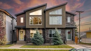 Main Photo: 1734 24A Street SW in Calgary: Shaganappi Semi Detached for sale : MLS®# A1155807