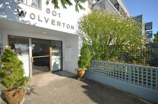 "Photo 1: 313 601 NORTH Road in Coquitlam: Coquitlam West Condo for sale in ""THE WOLVERTON"" : MLS®# R2321188"