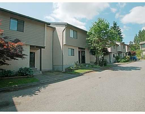 """Main Photo: 13 2880 DACRE Avenue in Coquitlam: Ranch Park Townhouse for sale in """"PARKWOOD."""" : MLS®# V721029"""