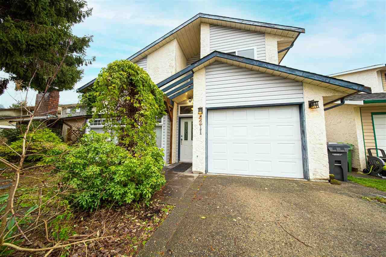 Main Photo: 4211 ANNAPOLIS PLACE in Richmond: Steveston North House for sale