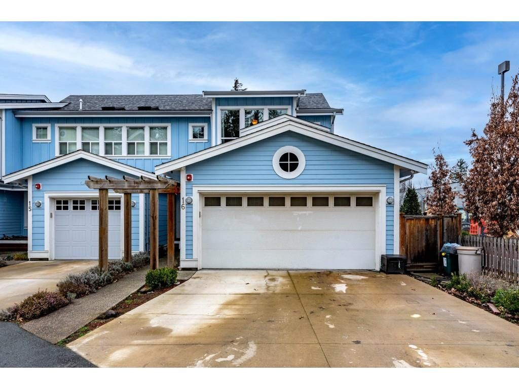 Photo 1: Photos: 16 44849 ANGLERS Boulevard in Chilliwack: Vedder S Watson-Promontory Townhouse for sale (Sardis)  : MLS®# R2536060