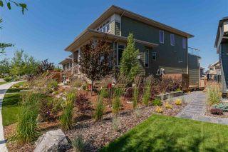 Photo 41: 7212 MAY Road in Edmonton: Zone 14 House Half Duplex for sale : MLS®# E4223733