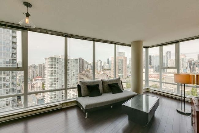 Photo 3: Photos: 2303 602 CITADEL Parade in Vancouver West: Downtown VW Home for sale ()  : MLS®# R2078141