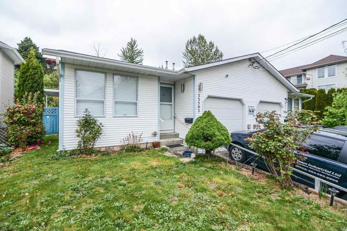 Main Photo: 33593 2ND Avenue in Mission: Mission BC 1/2 Duplex for sale : MLS®# R2056501