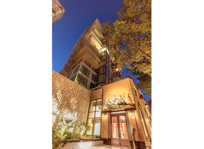FEATURED LISTING: 806 - 1221 BIDWELL Street Vancouver
