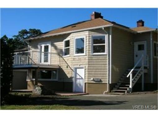 Main Photo:  in VICTORIA: Es Old Esquimalt Half Duplex for sale (Esquimalt)  : MLS®# 438243