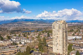 "Photo 1: 2603 6638 DUNBLANE Avenue in Burnaby: Metrotown Condo for sale in ""Midori"" (Burnaby South)  : MLS®# R2564598"