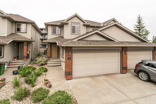 Photo 1: 61 1128 156 Street in Edmonton: Zone 14 House Half Duplex for sale : MLS®# E4255440