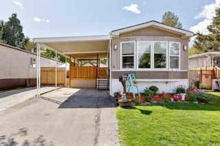 """Photo 2: 76 145 KING EDWARD Street in Coquitlam: Maillardville Manufactured Home for sale in """"MILL CREEK VILLAGE"""" : MLS®# R2574767"""