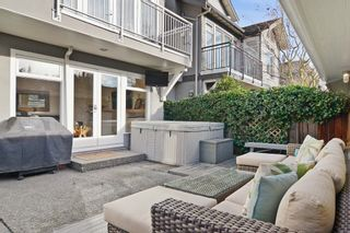 """Photo 17: 2092 WHYTE Avenue in Vancouver: Kitsilano 1/2 Duplex for sale in """"KITS POINT"""" (Vancouver West)  : MLS®# V1100092"""