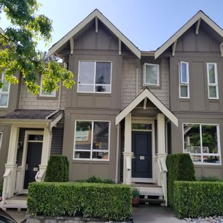 Photo 1: 13 3395 Galloway Avenue in Coquitlam: Burke Mountain Townhouse for sale : MLS®# R2453479