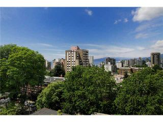 """Photo 3: 801 1272 COMOX Street in Vancouver: West End VW Condo for sale in """"CHATEAU COMOX"""" (Vancouver West)  : MLS®# V896383"""